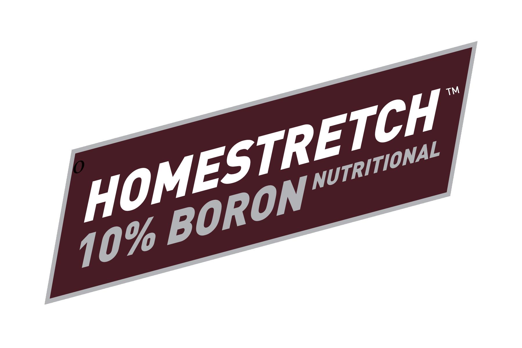 HOMESTRETCH 10% BORON